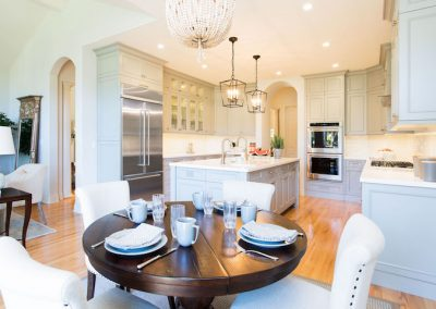 Dining Room By Clowers & Associates